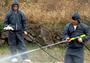 서귀포시 아프리카돼지열병 거점소독시설 가동